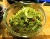 Healthy Guacamole Dip