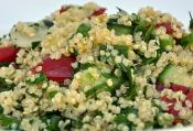 Healthy Quinoa Tabbouleh