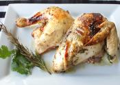 Herb & Butter Roasted Chicken