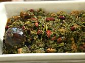 Ghormeh Sabzi Stew (khoresht) Persian Iranian Food 