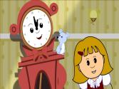 Hickory Dickory Dock - Nursery Rhymes
