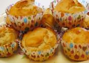 Holiday Orange Muffins