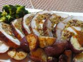 Holiday Stuffed Pork Loin