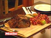 Holiday Tuscan Rib Roast