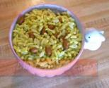 Homemade Bhel Mix With Puffed Rice