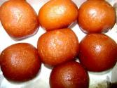 Home Made Gulab Jamuns
