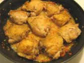 Home Style Chicken In Mustard Sauce