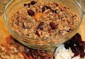 Healthy Homemade Organic Granola