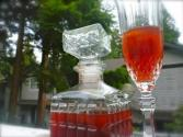 Homemade Plum Cordial Liquor From Scratch