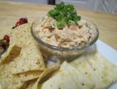 Homemade Smoked Salmon Dip