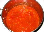 Homemade Tomato Sauce