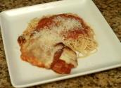 Homestyle Chicken Parmesan
