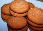 Honey Gingerbread Spice Cookies