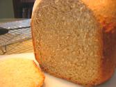 Honey Wheat Bread In The Bread Maker