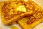 Honey Yogurt French Toast
