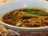 Hot And Sour Soup - Indian Chinese