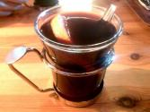 Hot Cinnamon-spiced Wine
