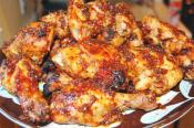 Hot N Spicy Chicken Barbecue