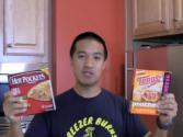 Hot Pockets Vs Tony's Pouches! (ep592)