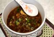 Hot & Sour Soup - Quick And Easy!