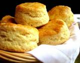 Hot Water Biscuits