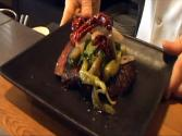 Hotchef's Crispy Hanger Steak With Shallots And Peppers