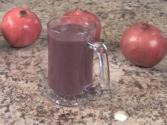 How To Get The Seeds Out Of Pomegranate The Fun, Easy, Fast Way - Pomegranate Smoothie Recipe Too!