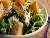 How To Make A Caesar Salad