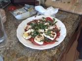 How To Make A Caprese Salad