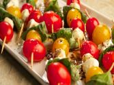 How To Make A Caprese Salad Appetizer