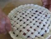 How To Make A Lattice Top Pie
