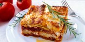 Crispy, Cheesy Lasagna