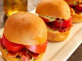 How To Make Bacon Tomato Sliders