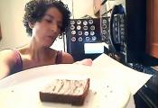 Chef's Special Black Bean Brownies