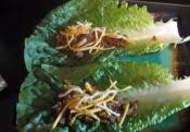 Chef&#039;s Special Cheese Burger Lettuce Wraps