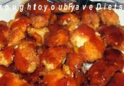 Oriental Orange Chicken