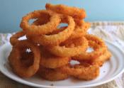 Perfect Crispy Onion Rings