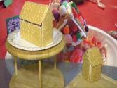 How To Make Inexpensive Ginger Bread House
