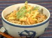 Oriental Hot Kakiage Soba