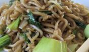 Quick Vegetable Noodles