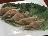 Pork Pot Sticker Dumplings