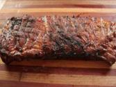 How To Make Root Beer Glazed Oven Baked Barbeque Ribs &amp; Grilled St. Louis Style Bbq Ribs