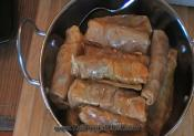 Quick And Simple Stuffed Cabbage Rolls