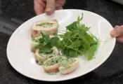 Pork With Watercress
