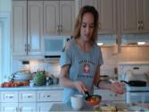 How To Pan Saute Cherry Or Grape Tomatoes