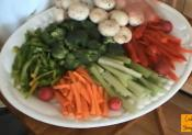 How To Prepare A Crudite