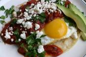 Easy Huevos Rancheros - Delicious Mexican Egg Breakfast