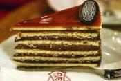 Hungarian Dobosch Torte