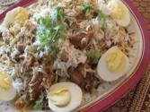 Authentic Hyderabadi Mutton Biryani
