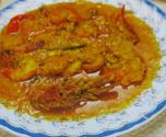 Iced Prawn Curry